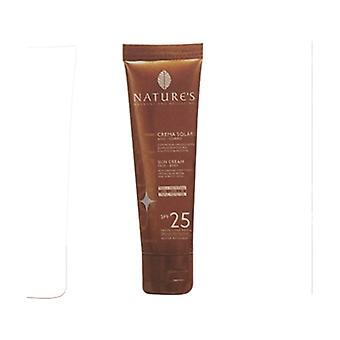 I Solari Face Body Cream SPF25 Travel Size 100 ml of cream
