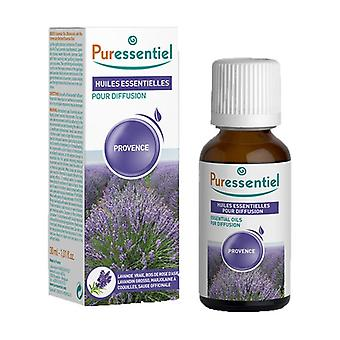 Provence blend by diffusion 30 ml of essential oil
