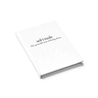 Einsamkeit Notebook
