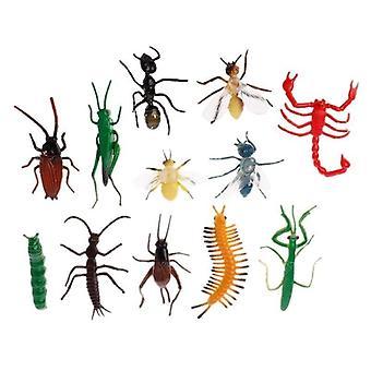 Hyönteismallit - Realistinen ja pelottava muovinen torakka, Vitsi, Gags, Bugs's