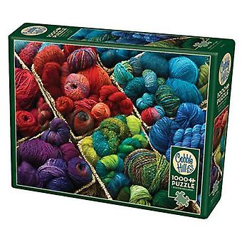 Cobble hill puzzle - plenty of yarn