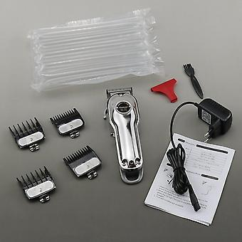 Hair Clipper Barber Trimmer, Men Cordless Electric Cutting Machine