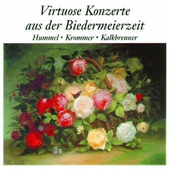 Hummel/Krommer - Virtuoso Concert [CD] USA import