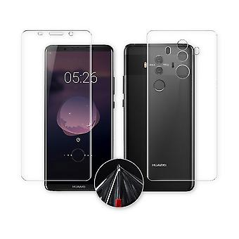 Front and back hybrid TPU premium tank film foil for Huawei P20 Lite new