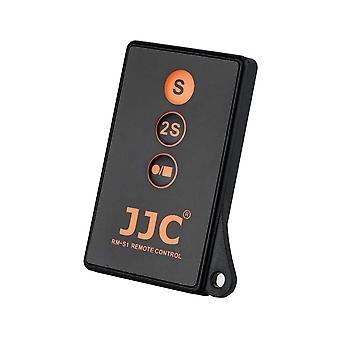 Jjc trådløs infrarød ir fjernbetjening til Sony alpha a7-serien og nex kameraer udskiftning af Sony