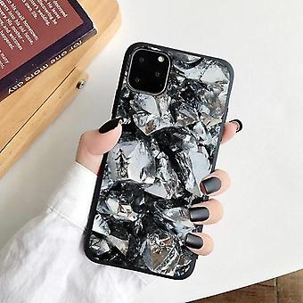 iPhone 12, 12 Pro & 12 Pro Max Shell stone diamond abstract