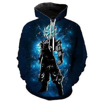 Dragon Ball Series Hoodie 3d Casual Men And Women Anime Hoodie