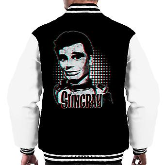 Stingray Troy Tempest The Captain Men's Varsity Jacket