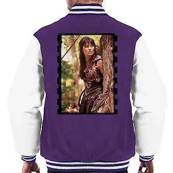 Xena Warrior Prinsessa i djungeln Men's Varsity Jacket
