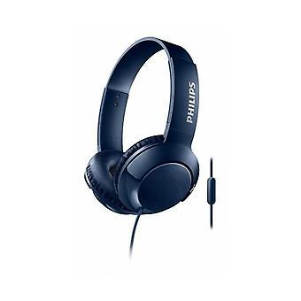 Hoofdtelefoon Philips SHL3075 BASS+ 40mW (3,5 mm) blauw