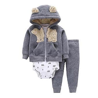 Baba kabát, bodysuit és nadrág felszerelés, Design 6
