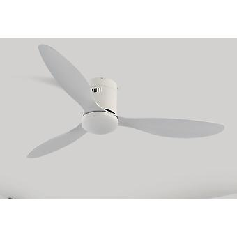 American Industrial Vintage Ceiling Fan Without Lights With Remote Control 220v