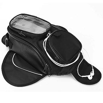 Touch Screen Magnet/magnetic Tank Bike Bags, Waterproof Travel Luggage Bags/gps