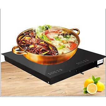 Built-in Electric Ceramic Cooker, Household Induction Touchpad Hob Single