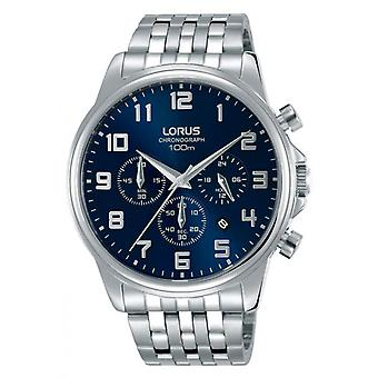 Titta på Lorus RT335GX9 - klocka classic stål mannen