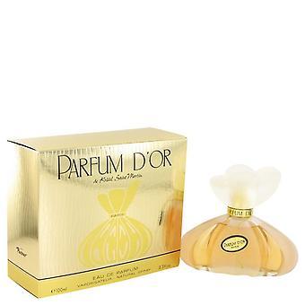 Parfum D'or Eau De Parfum Spray By Kristel Saint Martin 3.4 oz Eau De Parfum Spray