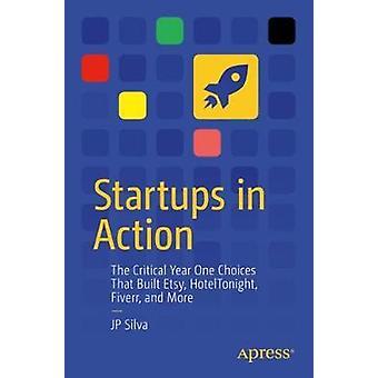Startups en action - L'année critique un choix qui a construit Etsy - H
