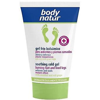 Body Natur Cold Balsamic Gel för fötter och ben 100 ml