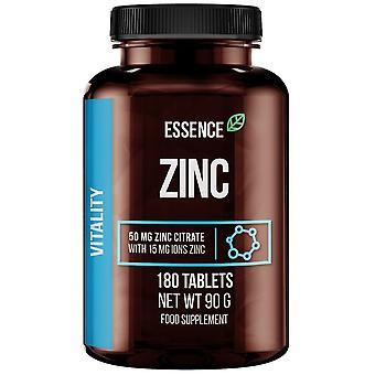 Essence Nutrition Zink 15 mg 180 Tabletten