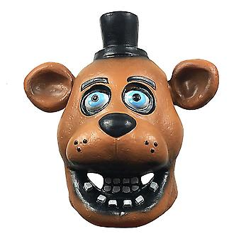 Five Night's At Freddy Headgear Mask Masquerade Halloween Funny Props