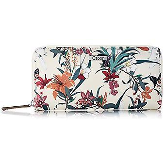 Gabor Granada Fleur, Naisten lompakko, Likainen Valkoinen, Keskikokoinen(1)