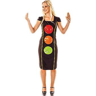 Orion Costumes Womens Traffic Lights Funny Fancy Dress Costume