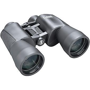 BUSHNELL - مناظير للبالغين - Powerview - 20x50 - أسود - بورو بريزم - تكبير قوي - مضيئ - ملاحظة سهلة في المساء والصباح - 132050 (أسود)