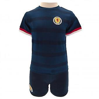 Scotland FA Shirt & Short Set 12-18 months