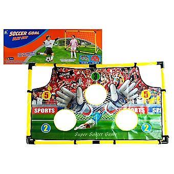 Fußballtorführungsmatte - PVC - 119 x 56 x 71 cm