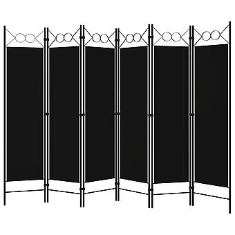 Room Divider 6-Panel, Screen Partitions Folding for Living Room Indoor