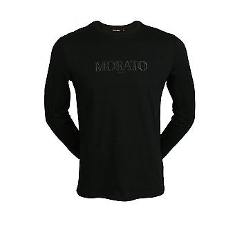 Antony Morato Long Sleeve Slim Fit T-shirt - Black