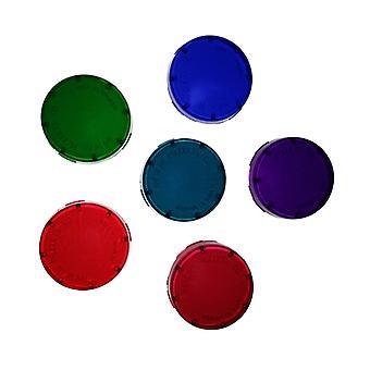 Pentair 650019 Kwik Skift farve Lens Cover Kit for SpaBrite & AquaLight linse