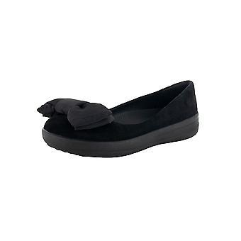 Fitflop Femmes Big Bow Adoraballerina Slip Sur Chaussures Mocassin