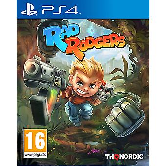 Rad Rodgers World One PS4 Game