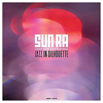 Sun Ra - Jazz i siluett vinyl