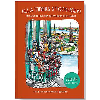 Kaikki ajat Tukholma 9789198634167