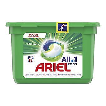 Detergent Ariel Regular (18 uds)