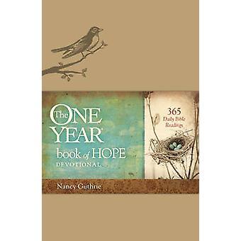 Ett års bok av hopp andakt av Nancy Guthrie