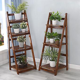 Lagerdisplay Pflanzenregal aus Holz