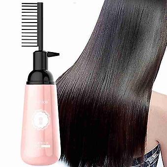 Натуральный крем для выпрямления волос