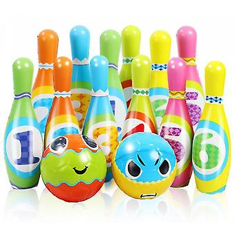 Bowling Toy Game Set Ball Toy Indoor Children's Day Gift