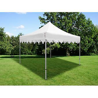 "Vouwtent/Easy up tent FleXtents PRO ""Morocco"" 3x3m Wit"