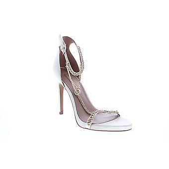 BCBG Max Azria Adult Womens Ella Satin Strap Heels