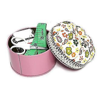 Швейные инструменты Установить 15-кусок Установить бытовой швейной одежды Хранение Box