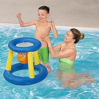 Summer Inflatable Pool Party Float Volleyball Football Basketball Water Games