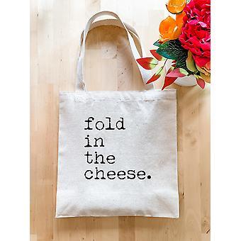 Dobra no queijo - Saco de tote