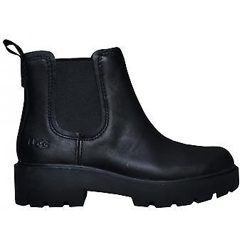 UGG Footwear UGG Women's Black Markstrum Black Chelsea Boot