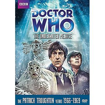 Doctor Who: The Underwater Menace [DVD] USA import