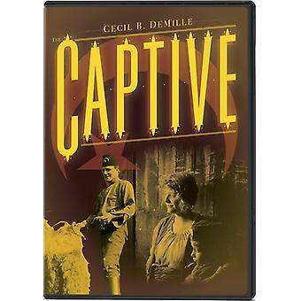 Captive [DVD] USA import