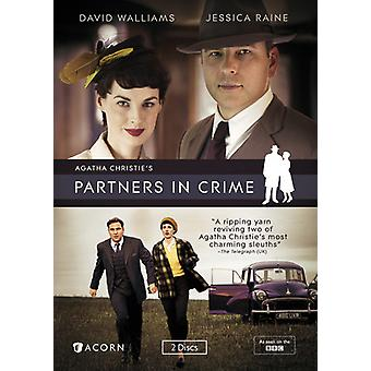 Agatha Christie's Partners in Crime [DVD] USA import
